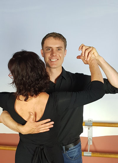 Peter Goodbourn Latin Dance Instructor Classes Albany