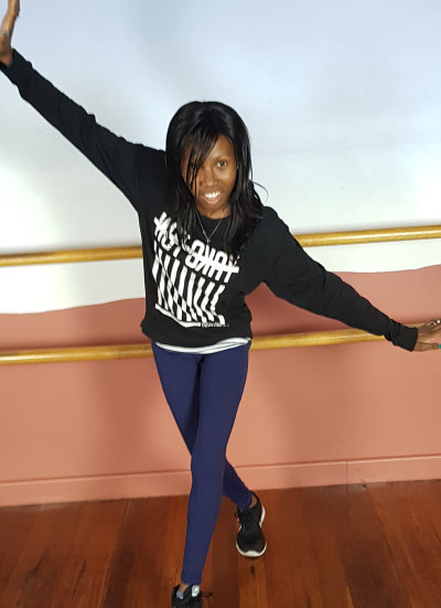 Tererai Dzvangah Hiphop Dance Instructor Classes Albany